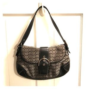 Coach Signature Soho Hobo bag